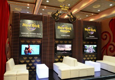Display Hard Rock Casino & Hotel
